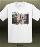 Codi Kaye EP themed T-shirt